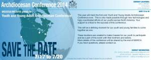 National Youth and Young Adult Conference